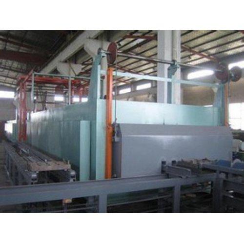 璐广电炉 定制燃气式台车炉图片 生产燃气式台车炉用途