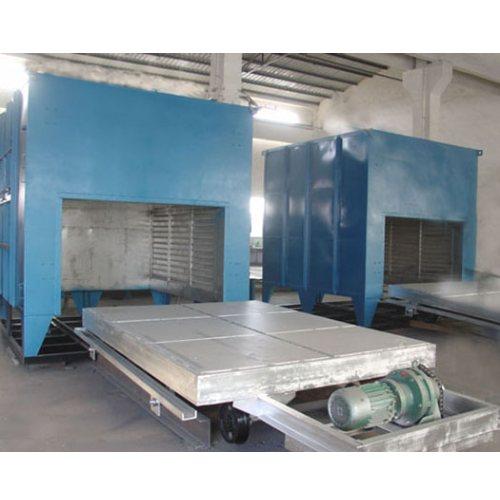璐广电炉 台车式电阻炉用途 台车式电阻炉品牌