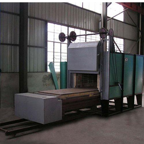 台车电炉说明 璐广电炉 定制台车电炉作用 生产台车电炉说明