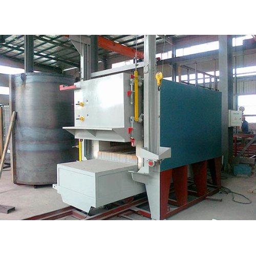 璐广电炉 销售台车式热处理炉图片 定制台车式热处理炉用途