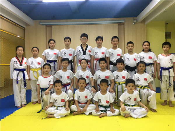 金华成人跆拳道-金华博朗跆拳道培训-成人跆拳道培训学校