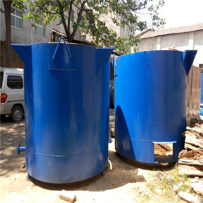 连续式滚筒炭化炉-宇达机械-远安县滚筒炭化炉