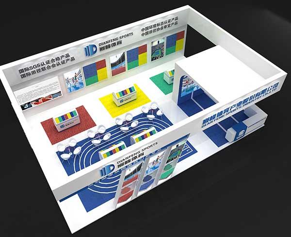 展台设计制作图片/展台设计制作样板图 (1)