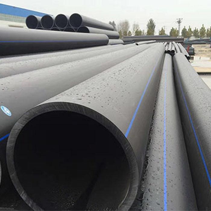 PE管材出售 启成管业 HDPE管材加工 PE管材定制