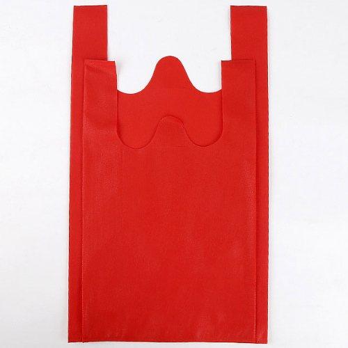 供应无纺布购物背心袋尺寸 无纺布购物背心袋定制 绿衡