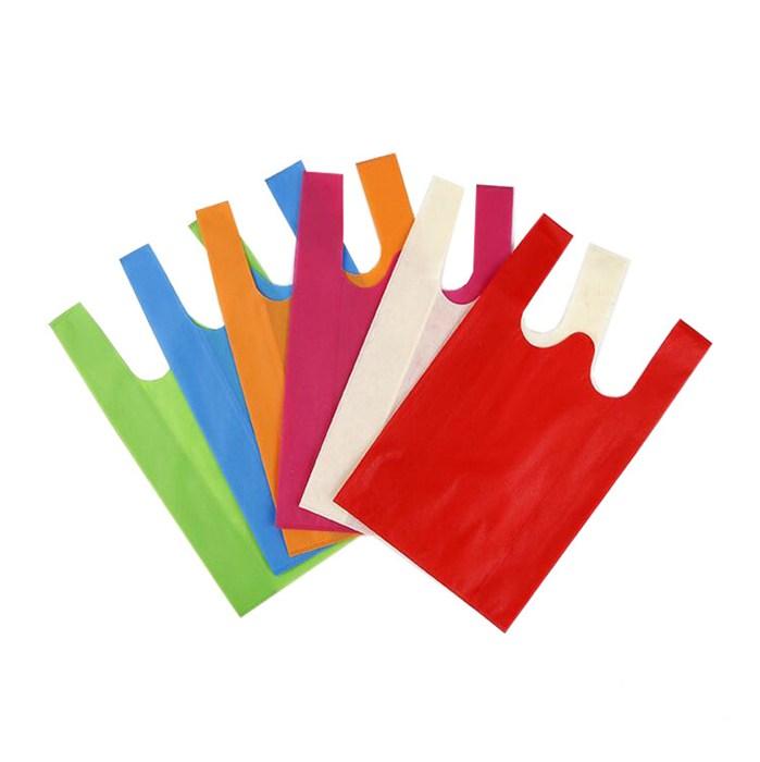 出售无纺布购物背心袋设计 绿衡 无纺布购物背心袋原材料