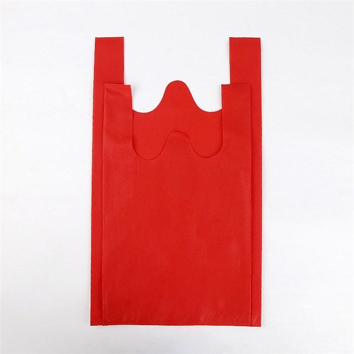 供应无纺布广告背心袋采购 绿衡 定做无纺布广告背心袋尺寸