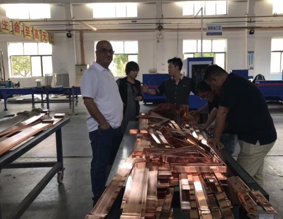 振大电器成套集团公司-石家庄高压母线套管