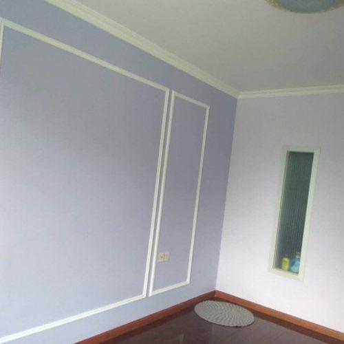 武汉漆彩焕新刷新服务 小区墙面粉刷墙面 老墙面翻新墙面粉刷