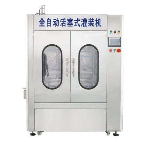 调料定量灌装机生产线 半自动定量灌装机定制 腾卓机械