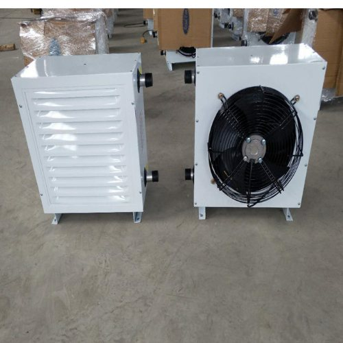 万冠空调 供应猪舍暖风机型号 低噪音猪舍暖风机找哪家