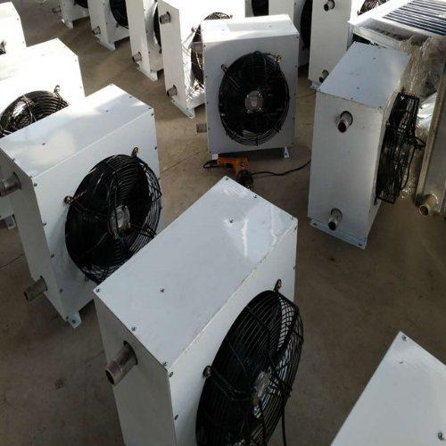 万冠空调 销售无缝钢管铝翅片暖风机