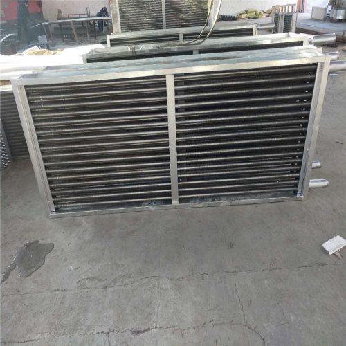 生产钢管钢翅片加热器种类 万冠空调 生产钢管钢翅片加热器品牌