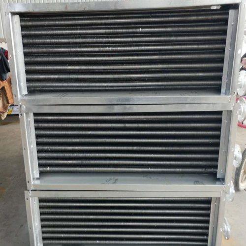 鲁权屯铝绕片热盘管供应 万冠空调 首选铝绕片热盘管用途
