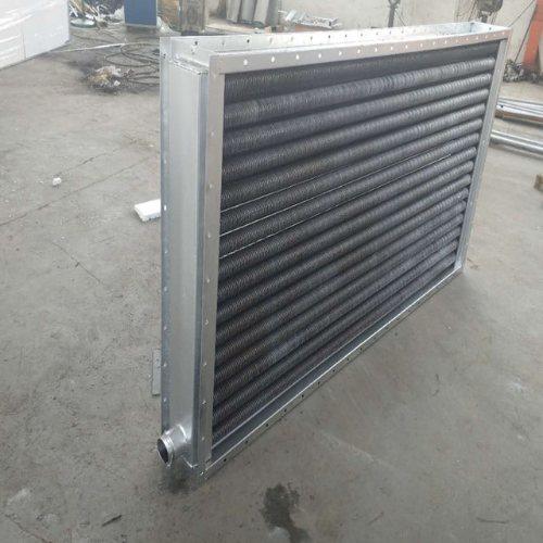万冠空调 优质蒸汽加热器定制 德州蒸汽加热器联系方式