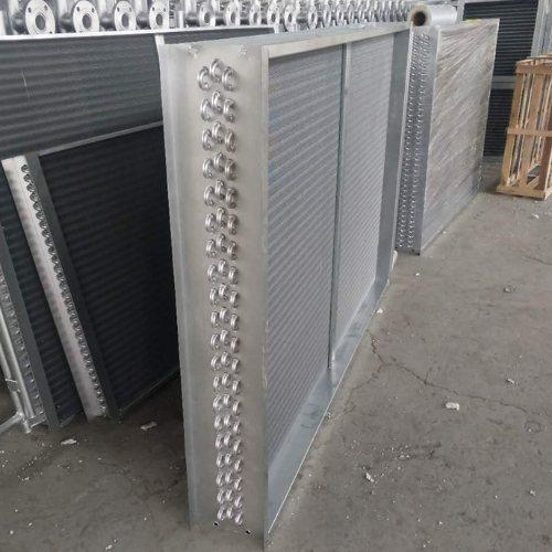 万冠空调 滨州2排管表冷器型号 威海2排管表冷器参数