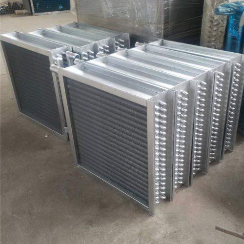 万冠空调 包头空调箱表冷器联系方式 邢台空调箱表冷器介绍