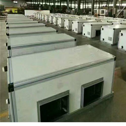 空气处理机组图片 万冠空调 哈尔滨空气处理机组批发