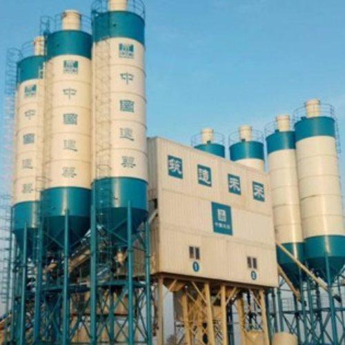 500型混凝土搅拌站 创达 二手混凝土搅拌站 大型混凝土搅拌站报价