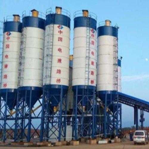 800型混凝土搅拌站供应商 创达 混凝土搅拌站厂