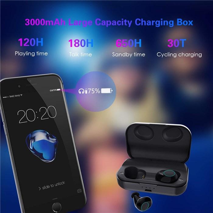 荣耀运动蓝牙耳机蓝牙耳机蓝牙耳机可以换大容量电池吗 功夫龙