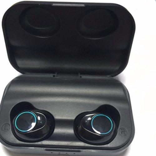 简约蓝牙耳机无线蓝牙耳机5.0蓝牙5.0真无线蓝牙耳机 功夫龙