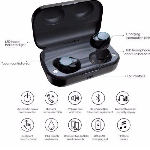 功夫龙 蓝牙耳机换电池教程TWS耳机tws 耳机