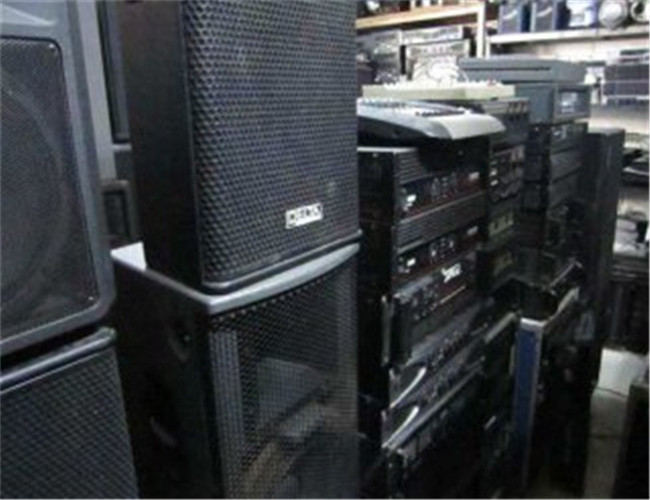 音响回收价格销售