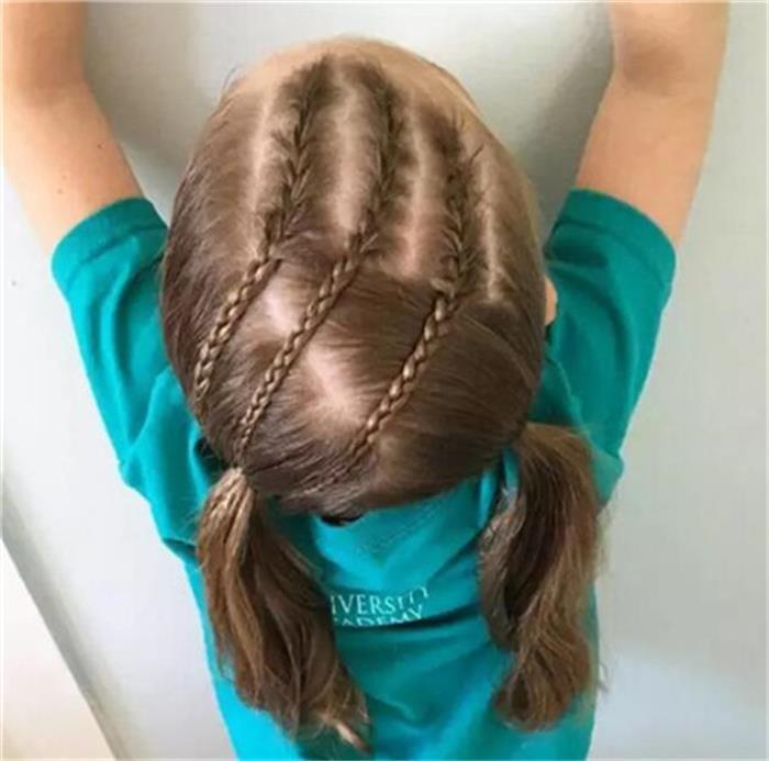 儿童美发造型培训-儿童美发-西青区儿童美发造型