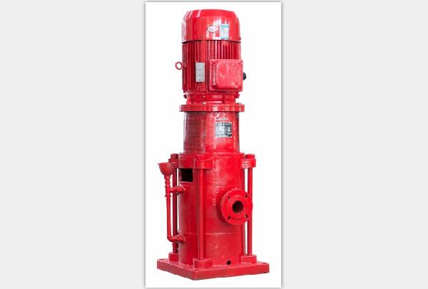 立式单级消防泵图片/立式单级消防泵样板图 (1)