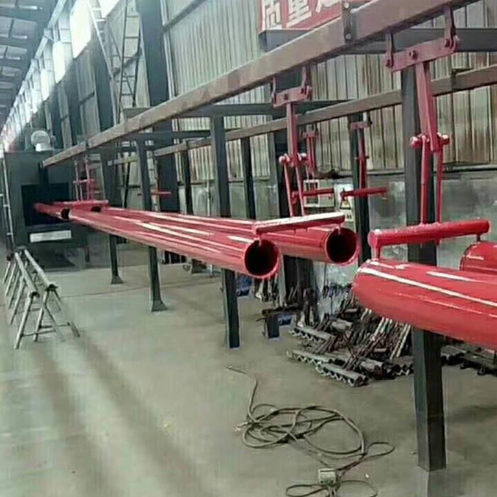涂装生产线-朗泰机械涂装生产线-汽车涂装生产线