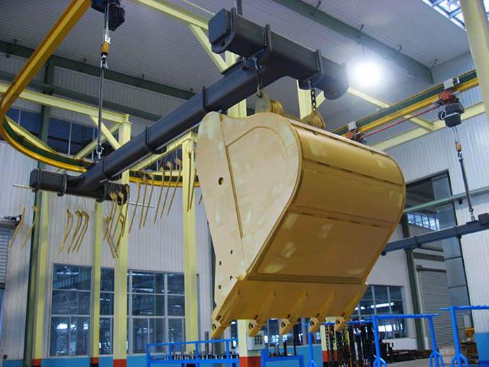 涂装生产线-朗泰机械-自动涂装生产线