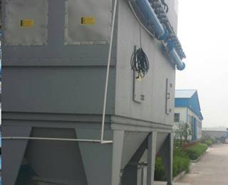 除尘器-朗泰机械-湿式除尘器