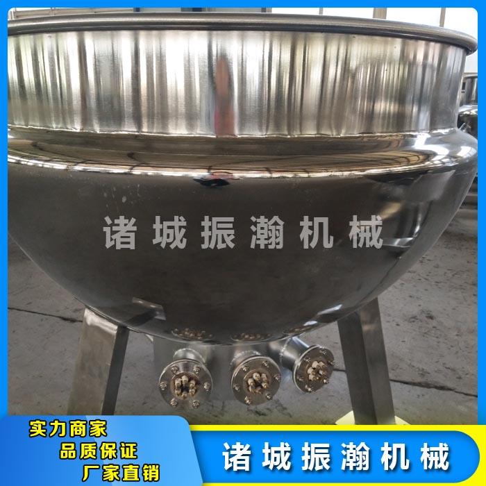 燃油酱料炒锅使用方法 燃油酱料炒锅知名品牌 诸城振瀚机械
