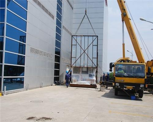 精密设备吊装搬运公司联系方式销售