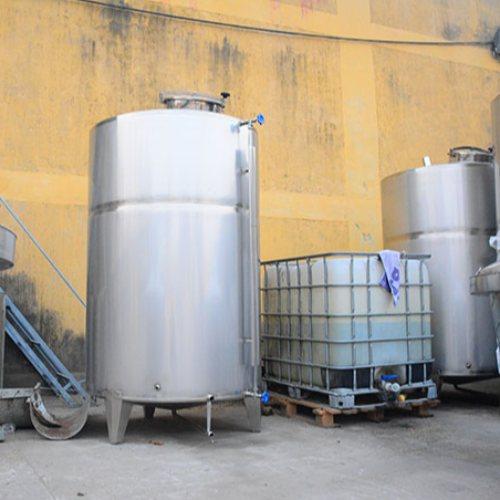 10吨不锈钢储蓄罐 酒厂不锈钢储蓄罐 久鼎 50吨不锈钢储蓄罐