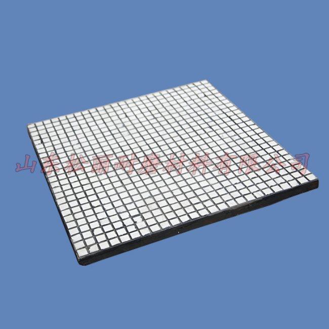 绝缘耐磨陶瓷 鲁松丽 焦化厂耐磨陶瓷生产加工