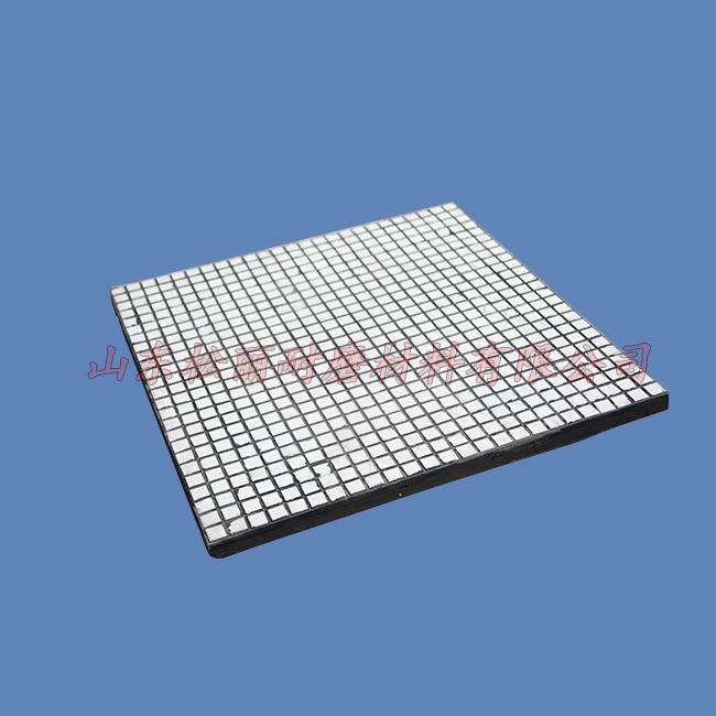 鲁松丽 钢厂耐磨条陶瓷板 焦化厂耐磨条陶瓷板专业生产