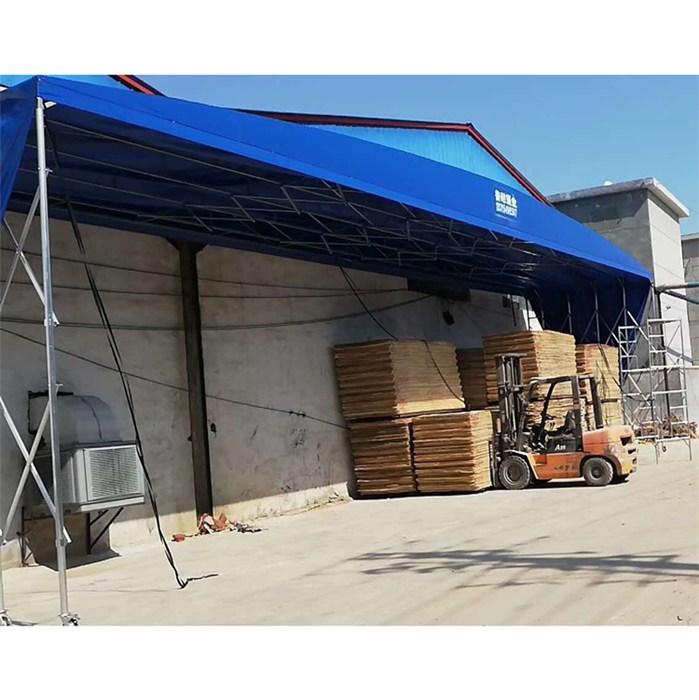 大型推拉篷加工 移动推拉篷供应 大型推拉篷直销 鲁耐