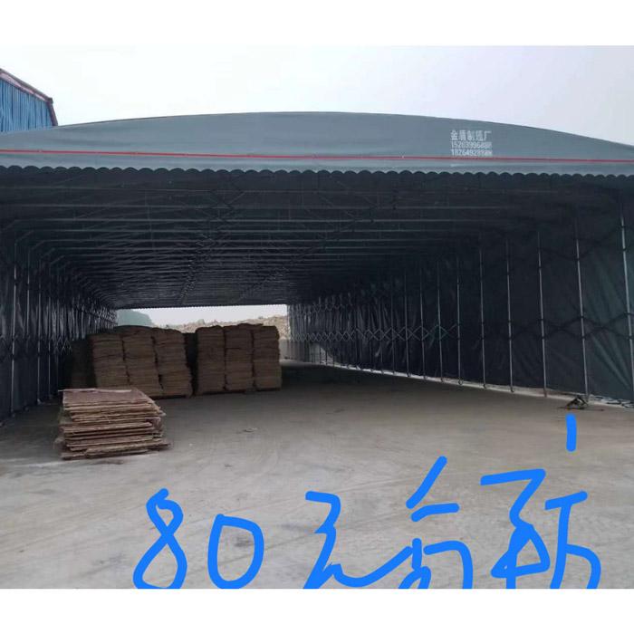 鲁耐 鲁耐推拉棚批发 大型推拉棚加工 鲁耐推拉棚定制