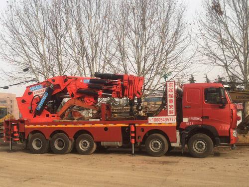 设备搬迁吊装服务工具-设备搬迁吊装服务-临沂东跃起重