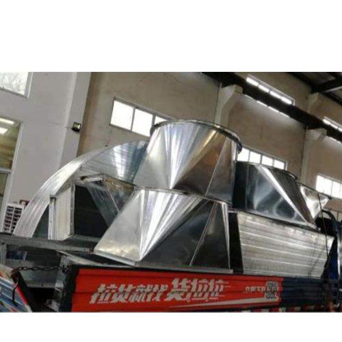 鑫旺暖通 304不锈钢白铁风管加工 机制白铁风管加工