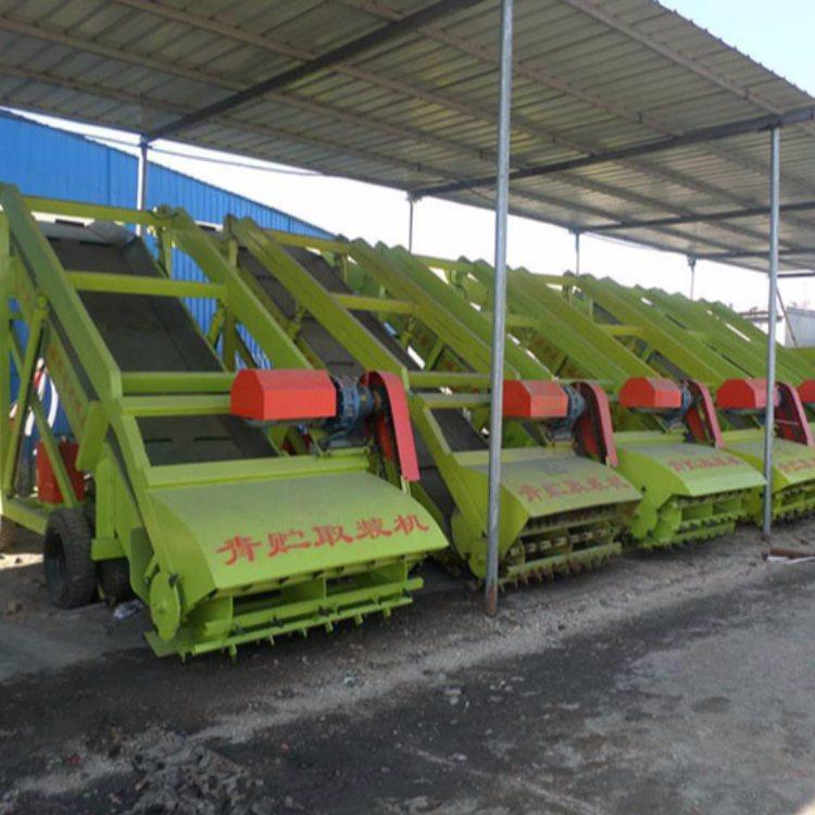 玉米青贮取料机多少钱 小型青贮取料机 隆博