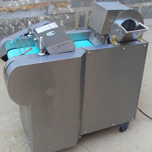 蔬菜自动切菜机多少钱 丰雷益 食堂自动切菜机多少钱