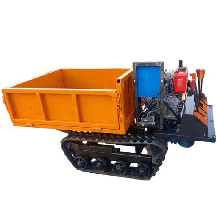 小型履带运输车多少钱 2吨履带运输车多少钱 飞创 2吨履带运输车