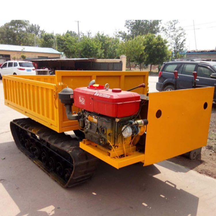 果园农用履带运输车 农用履带运输车图片 飞创 农用履带运输车