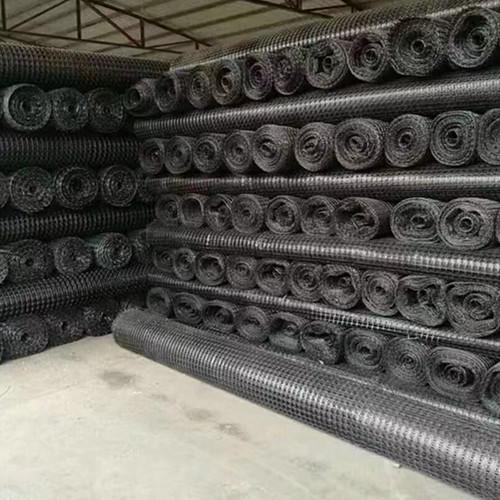 地面玻纤土工格栅施工视频 沥青加筋玻纤土工格栅 兴拓工程材料