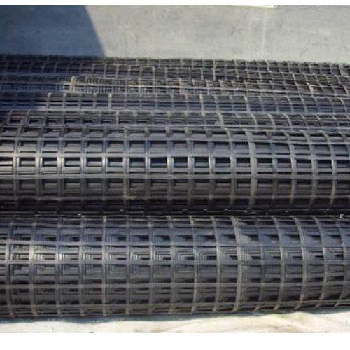 泰安兴拓 隧洞双向塑料格栅供应 道路双向塑料格栅制造商