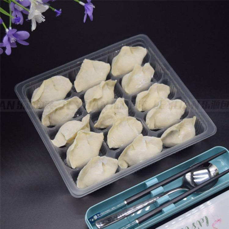 饺子保温盒定制 速冻饺子保温盒订做 乐源 带盖饺子保温盒定制
