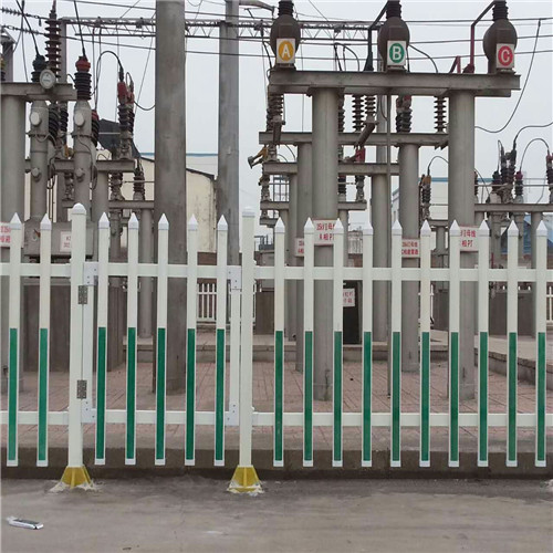 营顺 草坪pvc护栏pvc草坪护栏 pvc围栏护栏pvc草坪护栏铝艺护栏